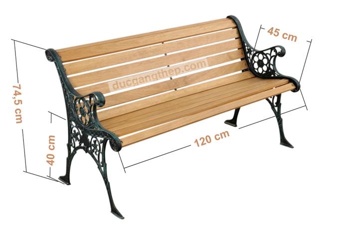 Ghế Sân Vườn đẹp giá rẻ nhất HCM - MSSP. HM