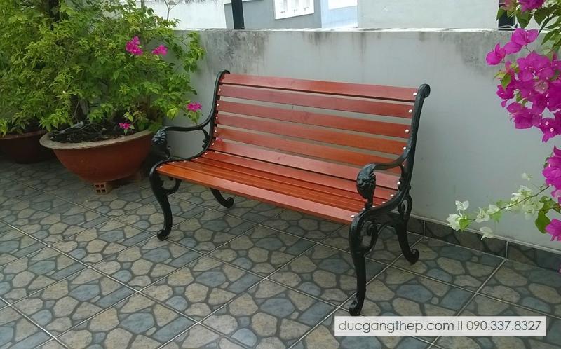 Ghế băng công viên mã-ST